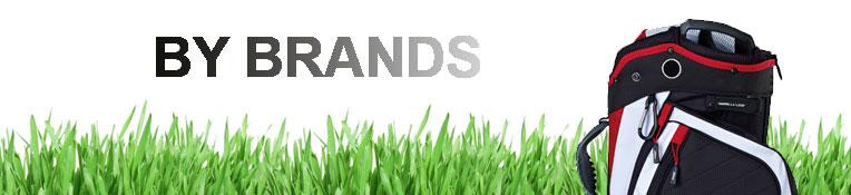 Bekende golfmerken By Brands koop je bij gollftassenshop.nl